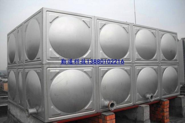 盘点不同类型的不锈钢水箱之间的区别